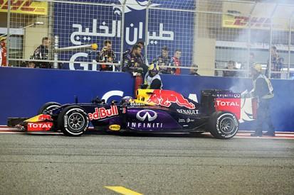 Daniel Ricciardo onto his fourth F1 engine after Bahrain GP failure