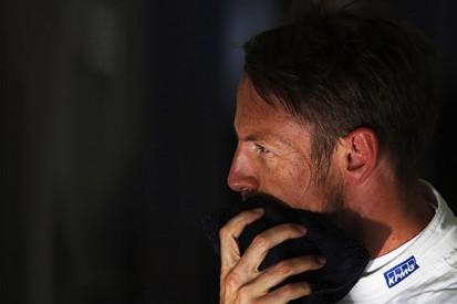 F1 Bahrain GP: Jenson Button's McLaren-Honda unable to start race