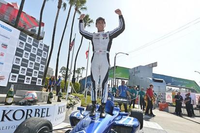 Long Beach Indy Lights: Ed Jones and Carlin still unbeaten