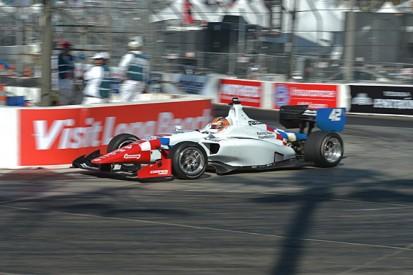 Long Beach Indy Lights: Jack Harvey grabs pole for Schmidt