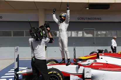 GP2 Bahrain: McLaren F1 junior Stoffel Vandoorne wins race one