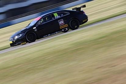 Donington Park BTCC: Jason Plato dominates in Team BMR Volkswagen