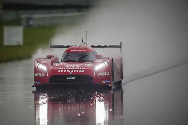 Nissan GT-R LM NISMO LMP1 Le Mans car completes major test in USA