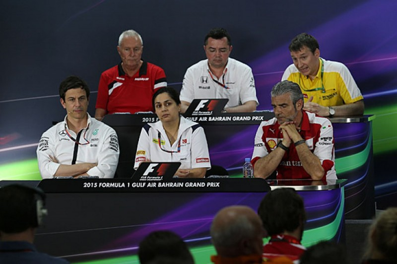 Bahrain Grand Prix Friday press conference