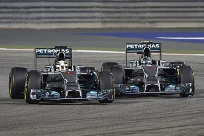 Nico Rosberg studied 2014 Bahrain GP F1 defeat to Lewis Hamilton