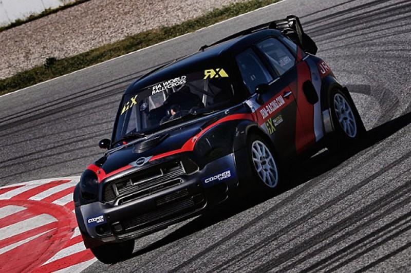 JRM Mini to join World Rallycross from Hockenheim with Mirra, Way