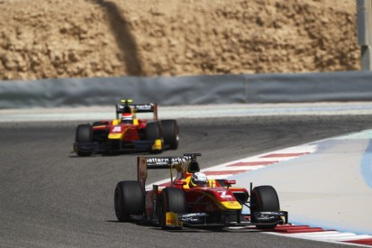 Bahrain GP2: King leads Rossi in Racing Engineering 1-2