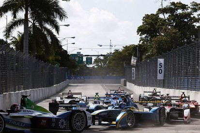 Formula E has silenced its critics says chief Alejando Agag