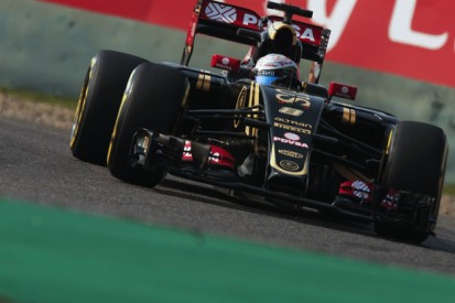 Chinese Grand Prix points an F1 'breakthrough' for Lotus - Grosjean