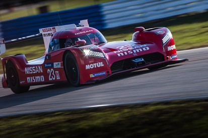 Nissan switches to endurance focus ahead of LMP1 WEC debut