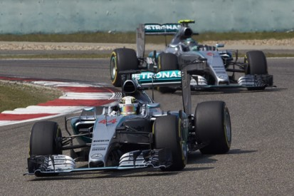 Wolff: Mercedes doesn't need team orders for Hamilton and Rosberg