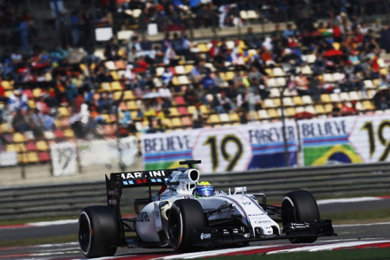 Williams's Massa driving at his best-ever level in F1 - Smedley