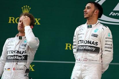 F1 Chinese GP: Nico Rosberg slams Lewis Hamilton's tactics