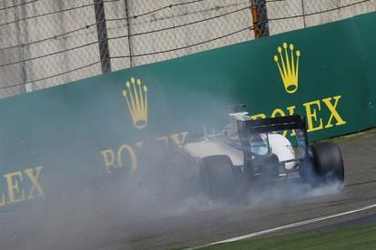 F1 Chinese GP: Stalling rear wing caused Massa practice crash