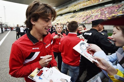 Roberto Merhi still unsure how long he will be in Manor F1 seat
