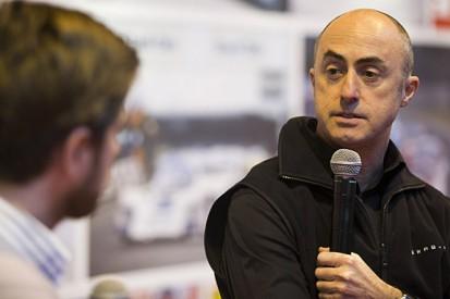 Silverstone WEC: David Brabham called up to Extreme Speed squad