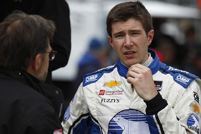 JR Hildebrand back to Indianapolis 500 and IndyCar with CFH Racing