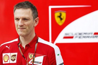 F1: Design culture is James Allison's main influence on Ferrari