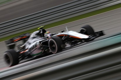 No B-spec Force India 2015 Formula 1 car until Austrian Grand Prix