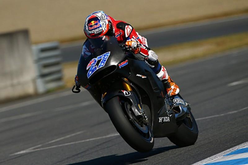 Honda opted against Stoner replacing injured MotoGP rider Pedrosa