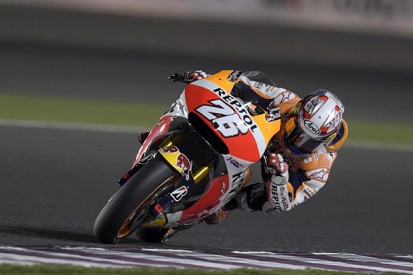 Pedrosa tries further arm surgery, Aoyama stands in at Honda