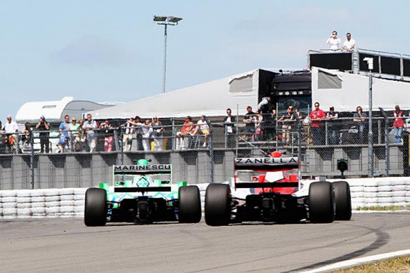 New FIA Formula 2 must be 'difficult and physical' - Domenicali
