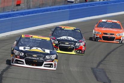 NASCAR penalises Ryan Newman, Richard Childress Racing over tyres