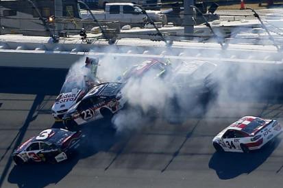 NASCAR revises superspeedway qualifying after Daytona 500 shunts