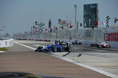 St Petersburg Indy Lights: Ed Jones and Carlin win again