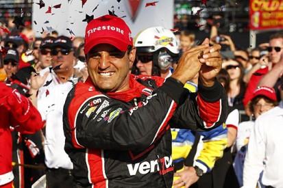 St Petersburg IndyCar: Juan Pablo Montoya beats Will Power to win