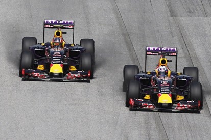 Malaysian GP: Red Bull F1 team hampered by brake problems