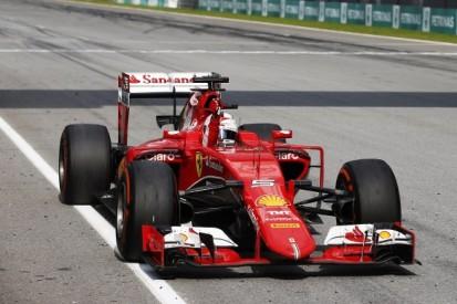 F1 Malaysian GP: Sebastian Vettel and Ferrari defeat Mercedes