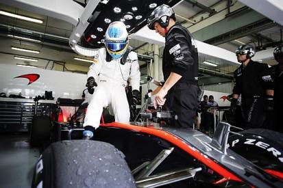 Malaysian GP: Power unit problems cause McLaren retirements