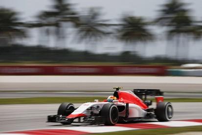 Malaysian GP: Manor's Roberto Merhi, Will Stevens cleared to race