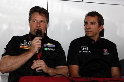 Wilson gets Andretti seat for IndyCar's pair of Indianapolis races