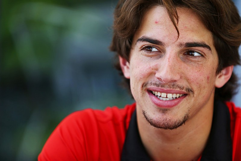 Manor F1 driver Roberto Merhi in race to make Pons FR3.5 test