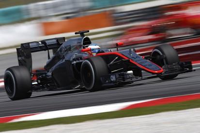F1 Malaysian GP: Fernando Alonso says McLaren has made a big step