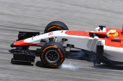 Malaysian GP: Manor F1 drivers Stevens and Merhi expect to qualify