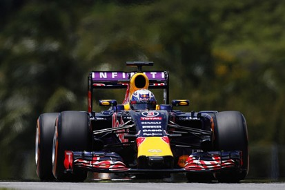 Malaysian GP: Red Bull reverts to engine settings from F1 testing