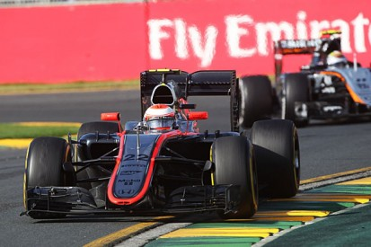 Jenson Button: McLaren F1 car has improved for Malaysian GP