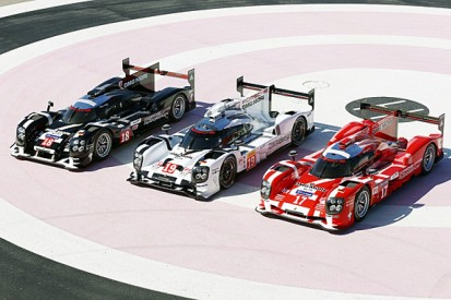 Porsche to run three different 919 liveries in Le Mans 24 Hours