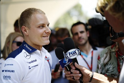 Williams adjusts its F1 car after Valtteri Bottas's back problem