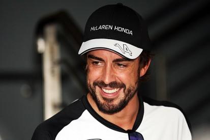 Fernando Alonso certain steering caused McLaren F1 test crash