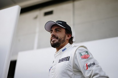 Fernando Alonso explains McLaren F1 test crash - full transcript