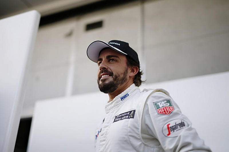 Fernando Alonso explains McLaren F1 test crash - full transcript
