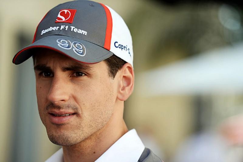Adrian Sutil becomes Williams Formula 1 reserve driver