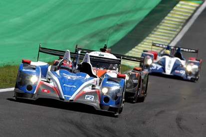 Plans for new LMP2 rules for 2017 to be presented at WEC test