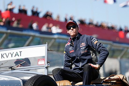 Red Bull F1 team identifies Daniil Kvyat's Australian GP failure