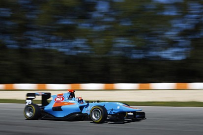 GP3 testing: Ralph Boschung fastest on day two at Estoril