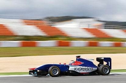 Estoril GP3 test: Ferrari protege Antonio Fuoco fastest for Carlin